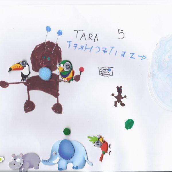 Tara I 5 Jahre